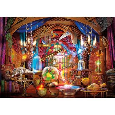 Puzzle Clementoni-31813 Wizard Workshop