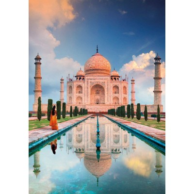 Puzzle  Clementoni-31818 Taj Mahal