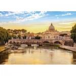 Puzzle  Clementoni-31819 Rome