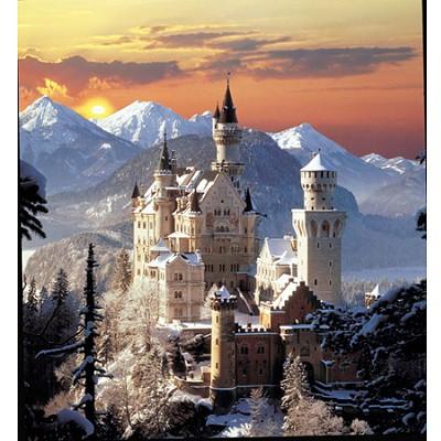 Puzzle Clementoni-31925 Schloss Neuschwanstein