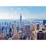 Puzzle  Clementoni-32544 Manhattan, New York