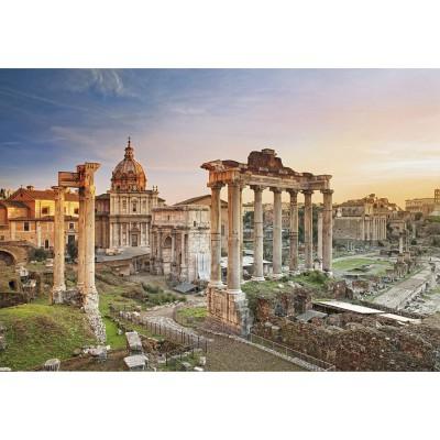Puzzle  Clementoni-32549 Gallo-Romanische Ruinen