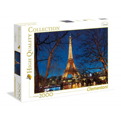 Puzzle  Clementoni-32554 Paris