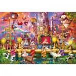 Puzzle  Clementoni-32562 Ciro Marchetti - The Circus