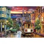 Puzzle  Clementoni-33547 San Francisco
