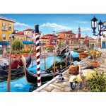 Puzzle  Clementoni-35026 Venedig