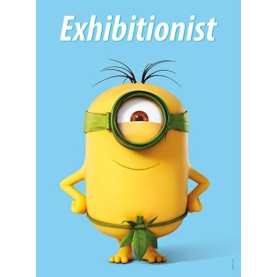 Puzzle Clementoni-35031 Minions - Exhibitionist