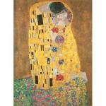 Puzzle  Clementoni-35060 Gustav Klimt - Der Kuss