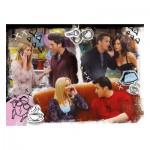 Puzzle  Clementoni-35090 Friends
