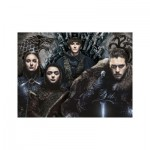 Puzzle  Clementoni-35091 Game of Thrones