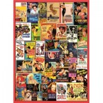 Puzzle  Clementoni-35097 Classic Romance