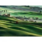 Puzzle  Clementoni-35098 Tuscany Hills