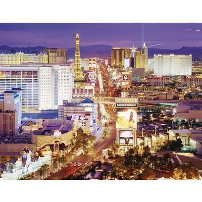 Puzzle  Clementoni-36510 Las Vegas