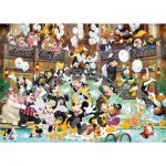 Puzzle  Clementoni-36525 Disney Gala