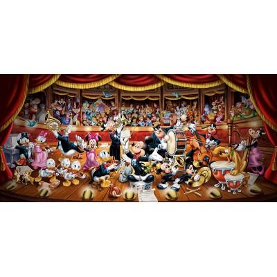 Puzzle  Clementoni-38010 Disney Orchester