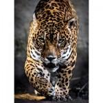 Puzzle  Clementoni-39326 Jaguar
