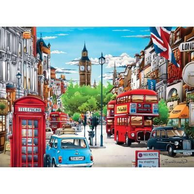 Puzzle  Clementoni-39339 London