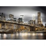 Puzzle  Clementoni-39366 Skyline von New York
