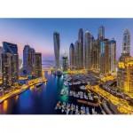 Puzzle  Clementoni-39381 Dubai
