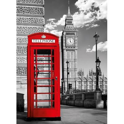 Puzzle  Clementoni-39397 London
