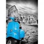 Puzzle  Clementoni-39399 Kolosseum, Rom