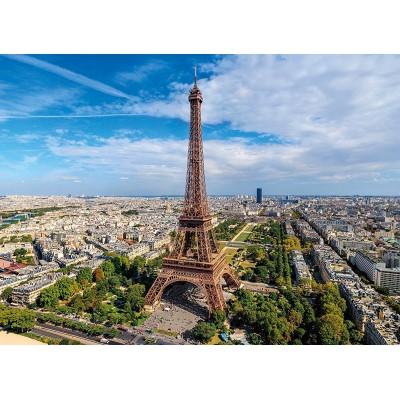 Puzzle  Clementoni-39402 Virtual Reality - Paris