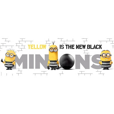 Puzzle Clementoni-39443 Minions - Yellow is the New Black
