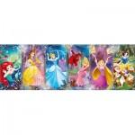 Puzzle  Clementoni-39444 Disney Princess