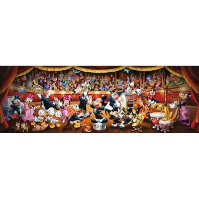 Puzzle  Clementoni-39445 Disney Orchester