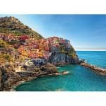 Puzzle  Clementoni-39452 Manarola Cinque Terre Italien