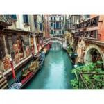 Puzzle  Clementoni-39458 Venedig