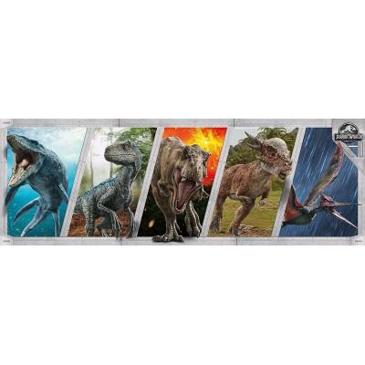 Puzzle Clementoni-39471 Jurassic World