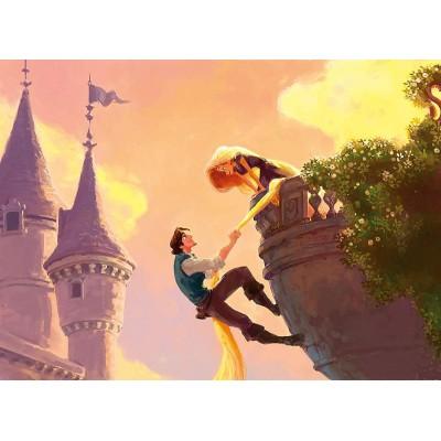 Puzzle  Clementoni-39490 Disney - Rapunzel