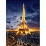 Puzzle  Clementoni-39514 Eiffel Tower