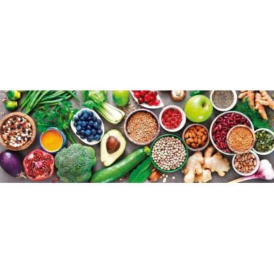Puzzle Clementoni-39518 Healthy Veggie