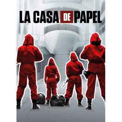 Puzzle  Clementoni-39532 Netflix La Casa De Papel