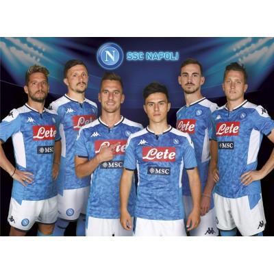 Puzzle  Clementoni-39538 Napoli 2020