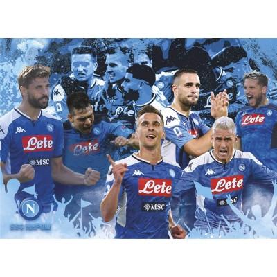 Puzzle  Clementoni-39539 Napoli 2020