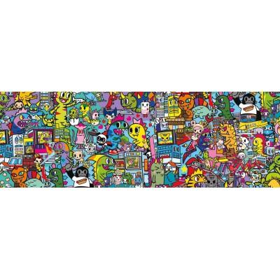 Puzzle  Clementoni-39568 Tokidoki