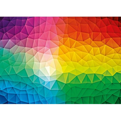 Puzzle  Clementoni-39597 Colorboom