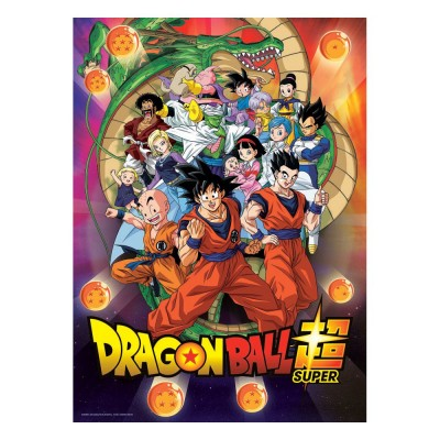 Puzzle  Clementoni-39600 Dragon Ball Z