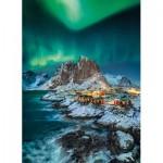 Puzzle  Clementoni-39601 Lofoten Islands
