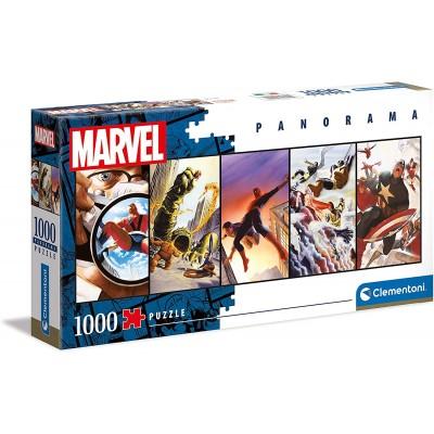 Puzzle  Clementoni-39611 Marvel