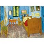 Puzzle  Clementoni-39616 Van Gogh Vincent - La Chambre à Arles