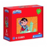 Puzzle  Clementoni-44008 DC Superfriends