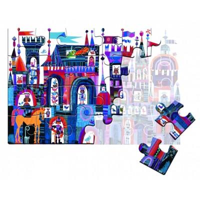 Clementoni-50164 XXL Teile - My Puzzle Castle