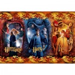 Puzzle  Clementoni-61885 Harry Potter