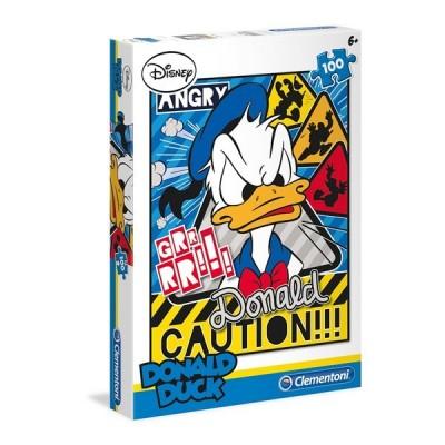 Puzzle  Clementoni-78287 Donald Duck