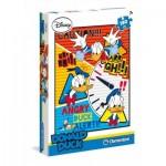 Puzzle  Clementoni-78288 Donald Duck