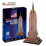 Cubic-Fun-C704H Puzzle 3D - New York: Empire State Building